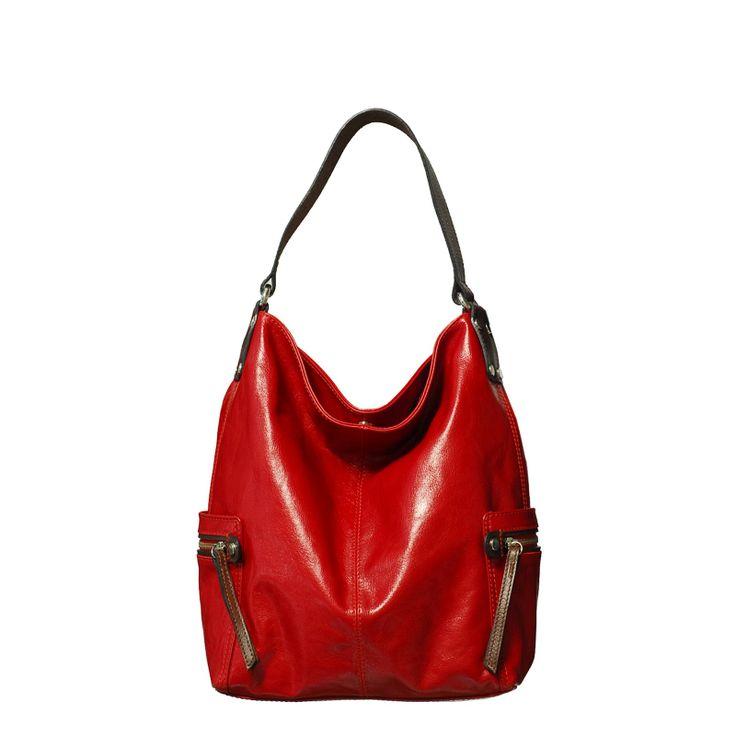 Red colour wild bag