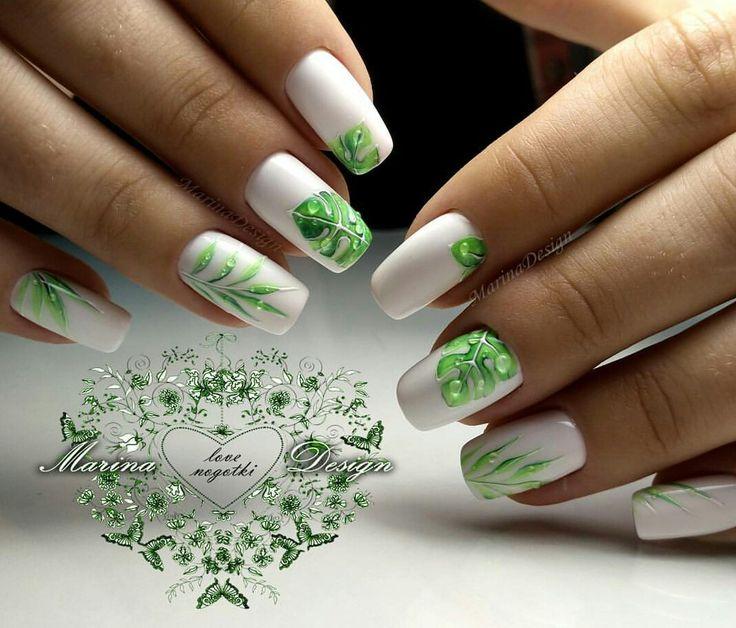 499 mejores imágenes de Маникюр en Pinterest | Arte de uñas, Belleza ...