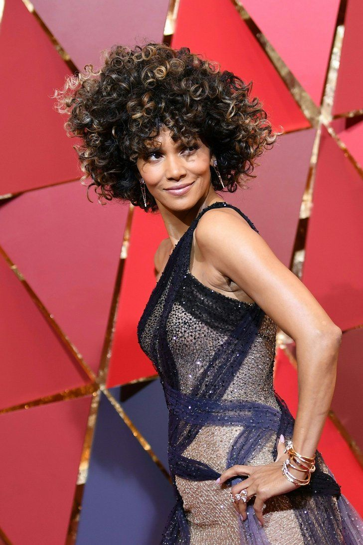 Halle Berry Ditches Her Glamorous Dress — and Everything Else — After the Oscars