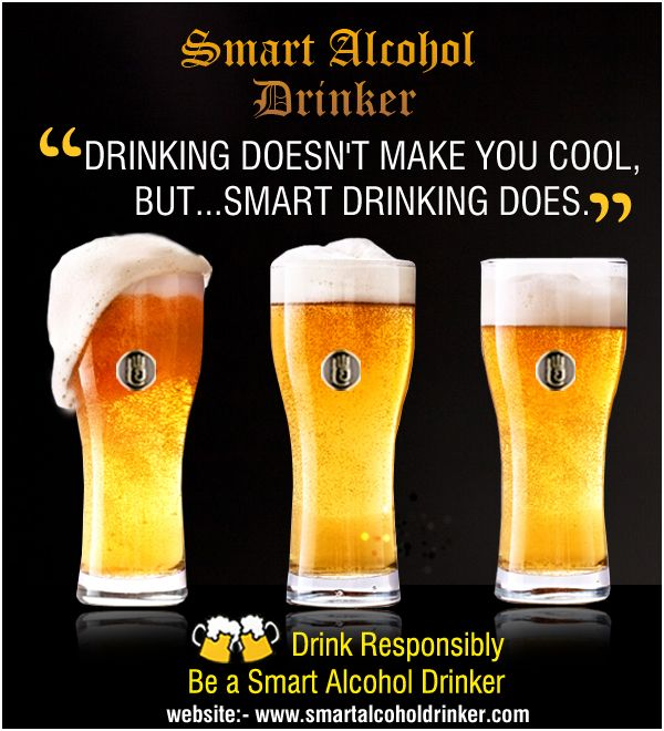 Smart #Alcohol #Drinker