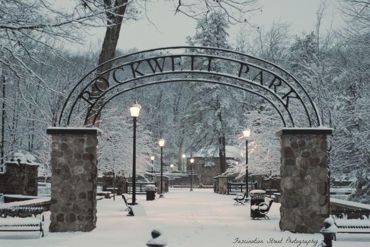 Rockwell Park | Bristol, Connecticut.