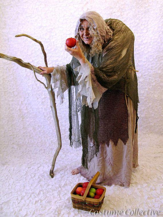 White Halloween Snow Diy Costume
