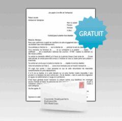 Gratuit - Un modèle de contrat de travail offert par les Editions Tissot