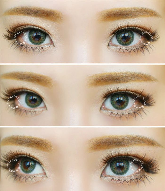 Most Natural Colored Contacts For Dark Eyes