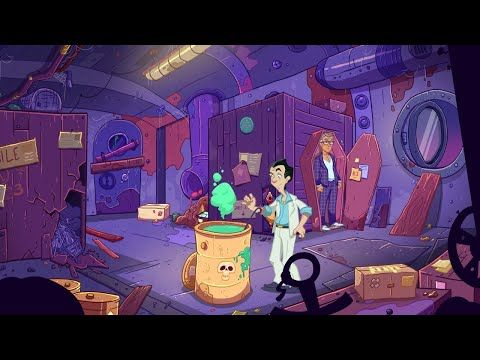 Leisure Suit Larry: Wet Dreams Don't Dry – Gameplay Trailer