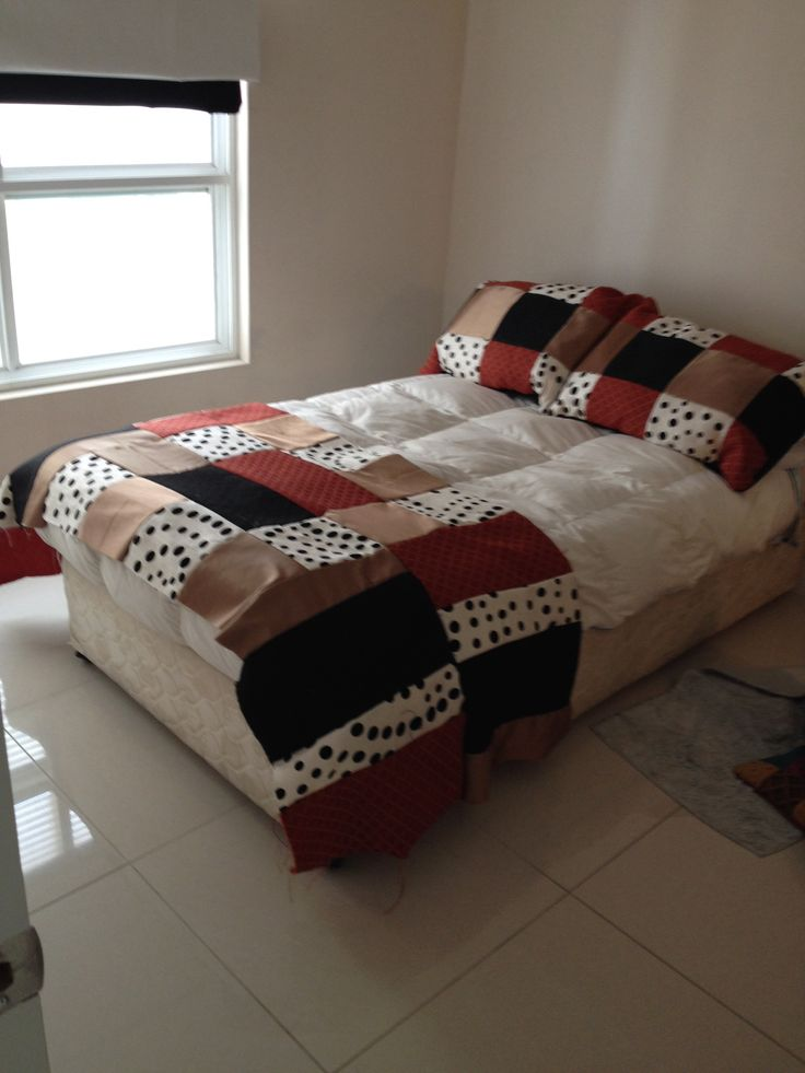 Set de cama patchwork