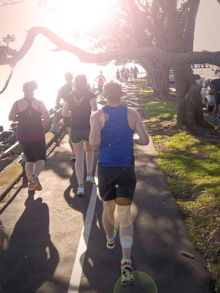 Auckland is a city of runners. But most of us run alone. This group is about connecting us to run together and to explore new running terrain in our incredible city. Let's run the place!