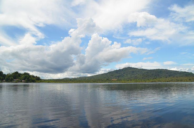 Danau Lait Kalimantan Barat