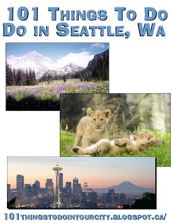 101 Things to do in Seattle...