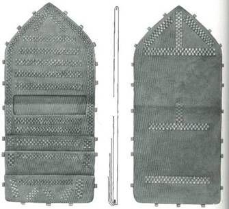 Viking pouch (Birka 750)