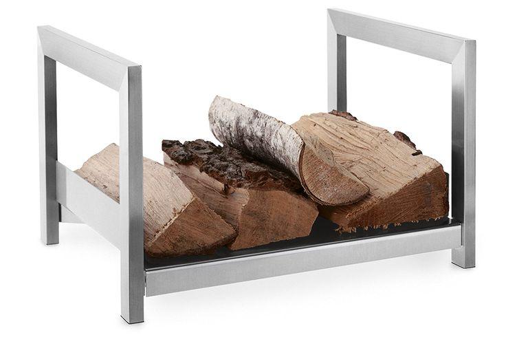 Zack 50011 25 x 38 x 34.5 cm Calore Firewood Storage Rack