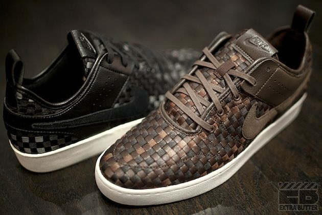 Nike Courtside Woven NSW - Black:Black & Brown:Brown 01 | • Highsnobiety
