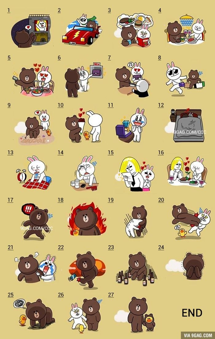 how to buy sticker for friend in line