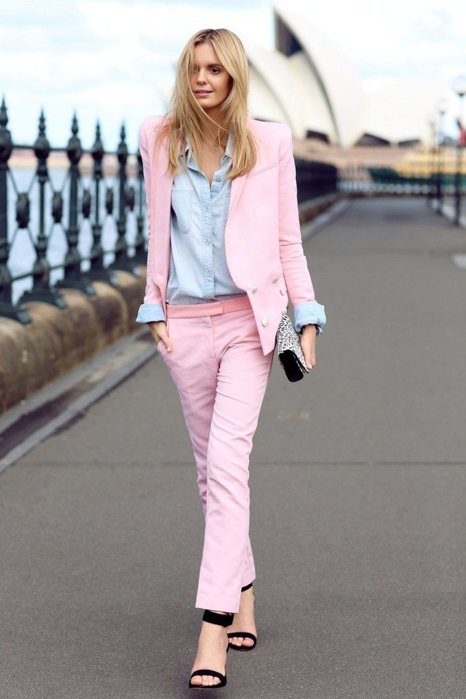 103 best Ladies in Suits images on Pinterest Pants, Feminine - küchen bei domäne