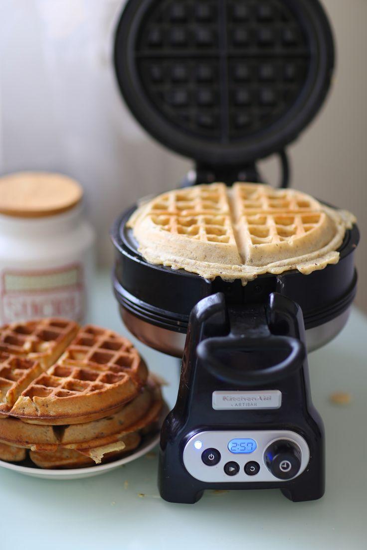 рецепт вафель для вафельницы с фото своего