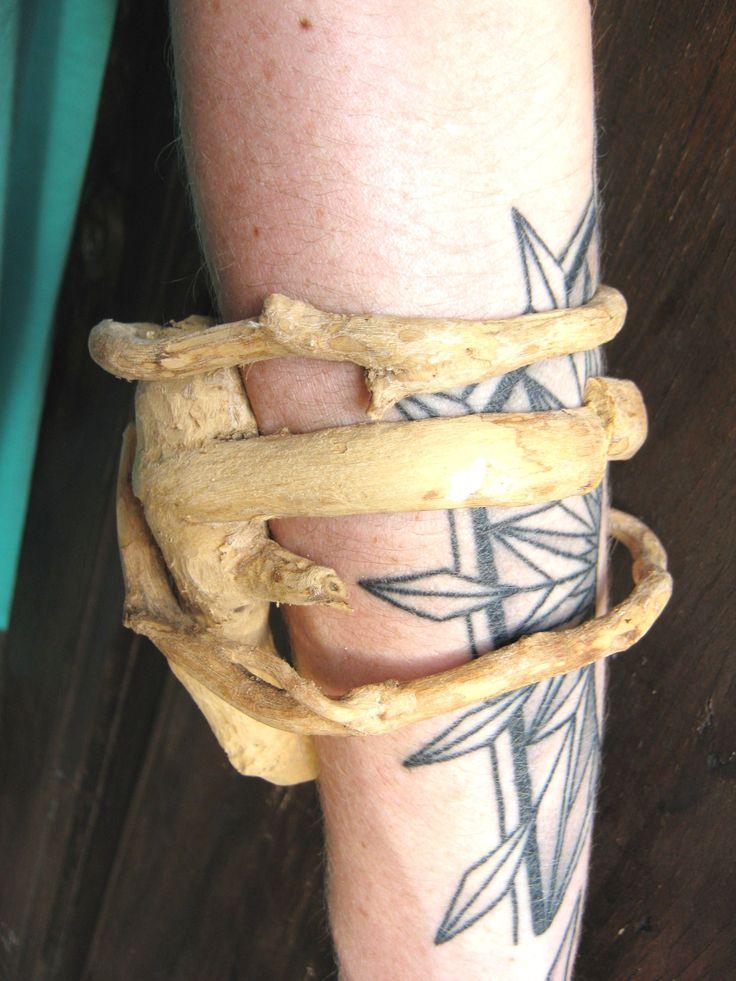 bracciale naturale-edera