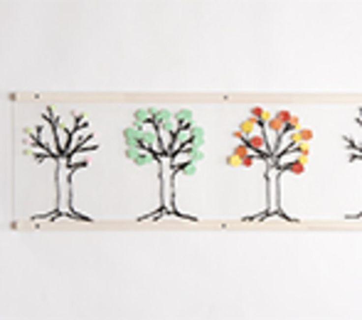 Trädet året runt - Lekolar Sverige