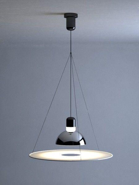 26 best archille castiglioni images on pinterest light for Castiglioni light