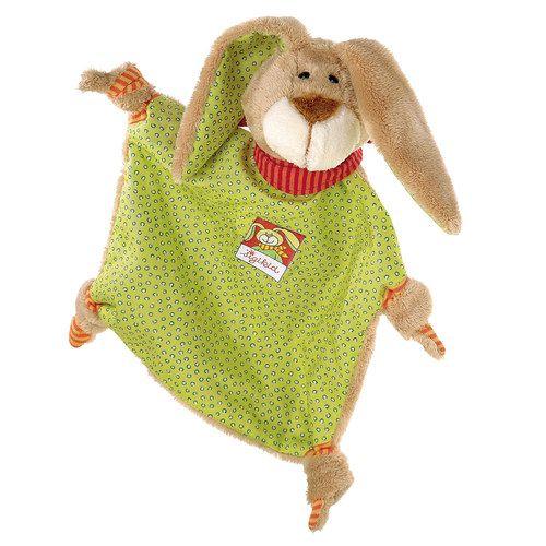 sigikid Schnuffeltuch Wombel Bombel #baby #geschenk #geburt #babyartikel.de