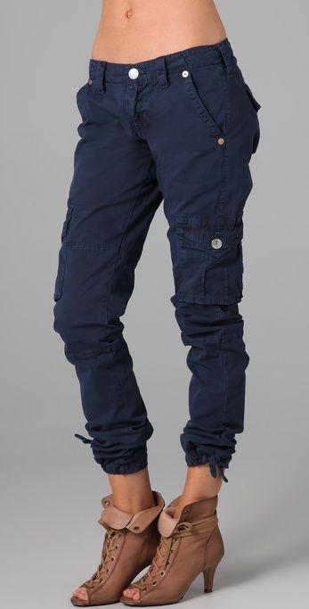 Navy Blue Cargo Pants For Women 9rvnpigu In 2019 Blue