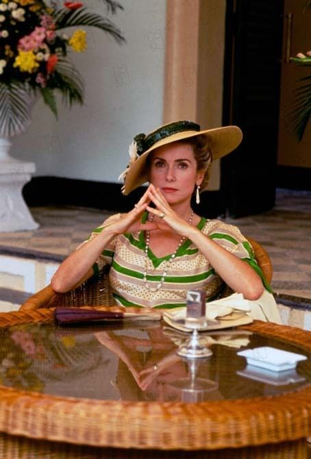 Catherine Deneuve,  Éliane Devries in Indochine. 1992