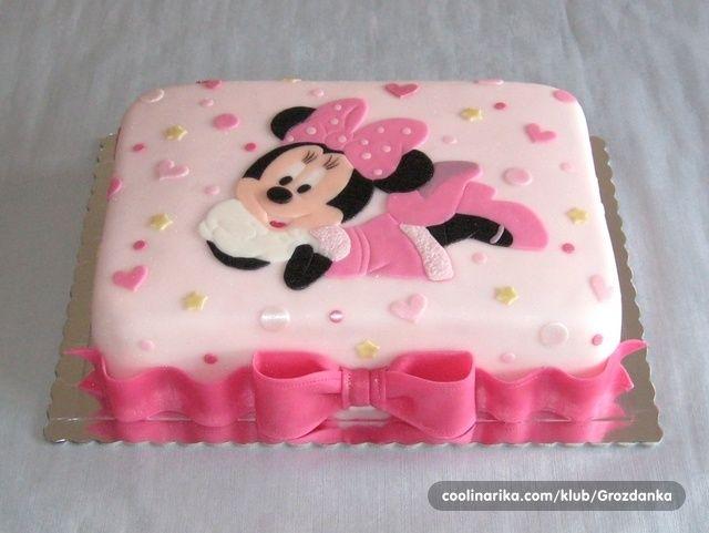 17 mejores ideas sobre Pastel De Minnie Mouse en Pinterest ...