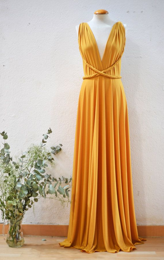 Hey, I found this really awesome Etsy listing at https://www.etsy.com/listing/213862252/mustard-party-dress-backless-cocktail