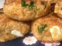 Salmon and Quinoa Patties | Official Thermomix Recipe Community