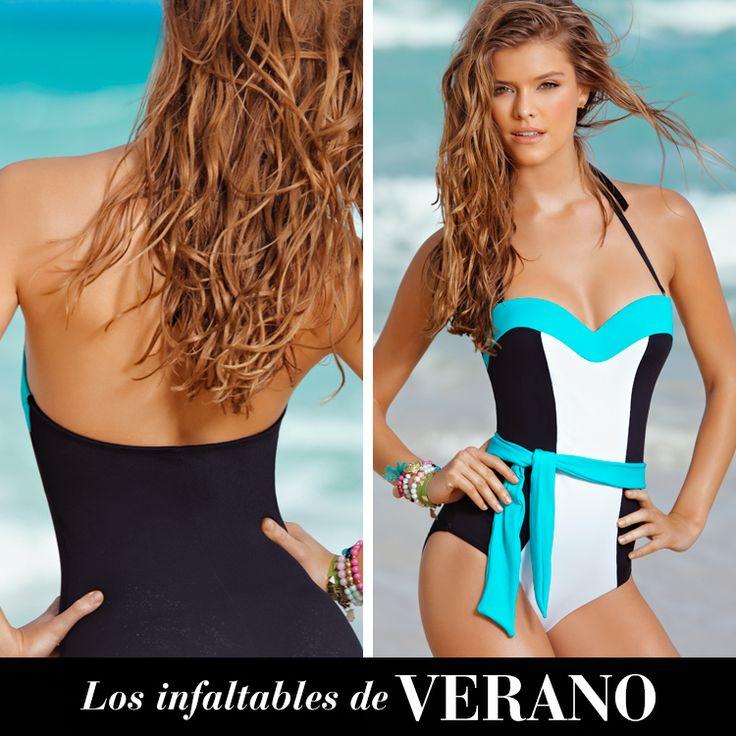 LLENA DE BELLEZA #VeranoLeonisa2013 #PicanteColorCurvas este modelo de traje de baño me gustaria ganarlo, este es para mi espero tener suerte