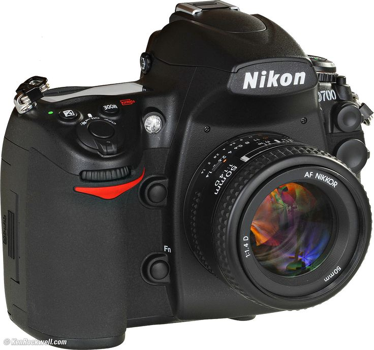 The NIKON D700 camera. Best thing since digital photography =)