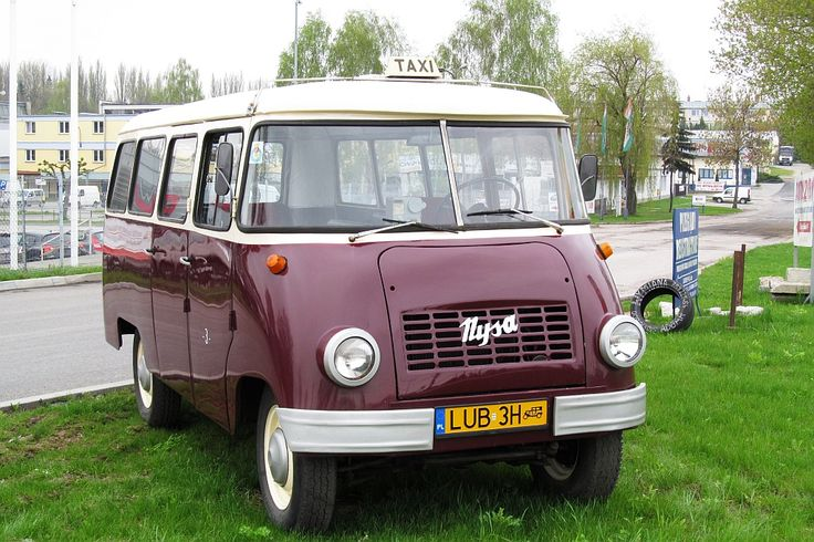 Nysa 501M (Poland, 1964) | ⇆ 120| uk| https://www.pinterest.com/genashev/auto-pl/