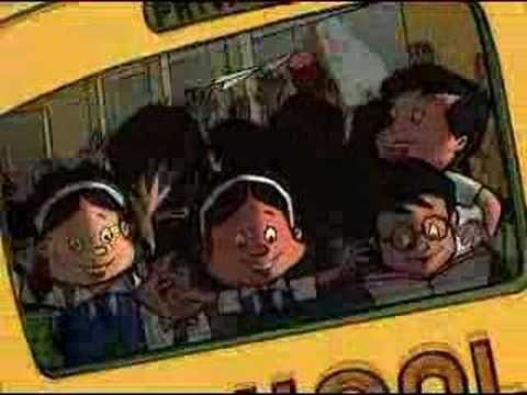 "▶ Cartoons for Child Rights: ""Education"" (India) - YouTube  Εκπαίδευση (άρθρο 28)"