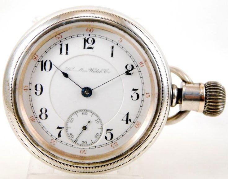 Reloj lepine HAMILTON circa 1902