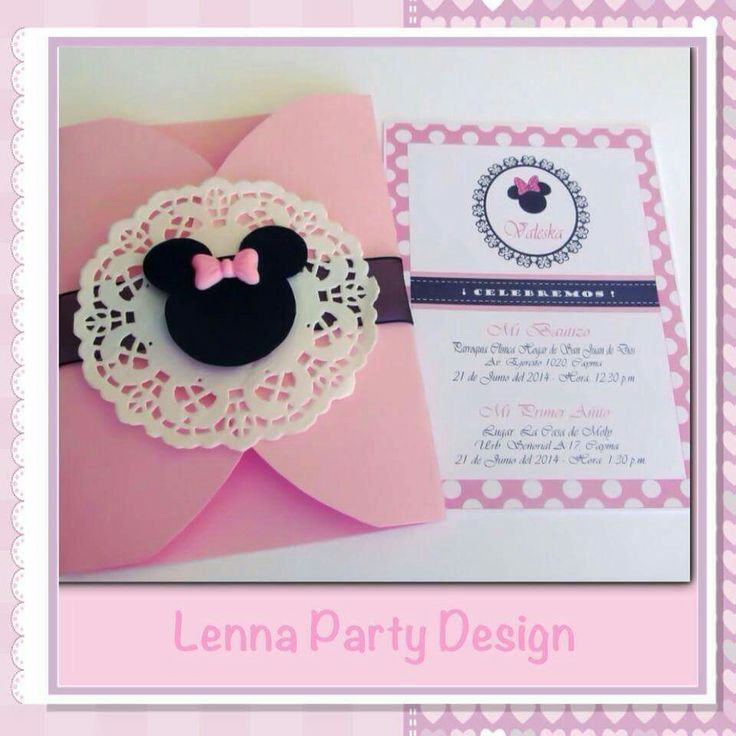 Baby Mickey Mouse Baby Shower Invitations is adorable invitation example