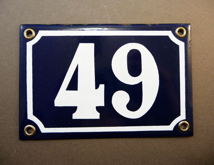 pr f r plaque porte entr e originale ls55 humatraffin. Black Bedroom Furniture Sets. Home Design Ideas