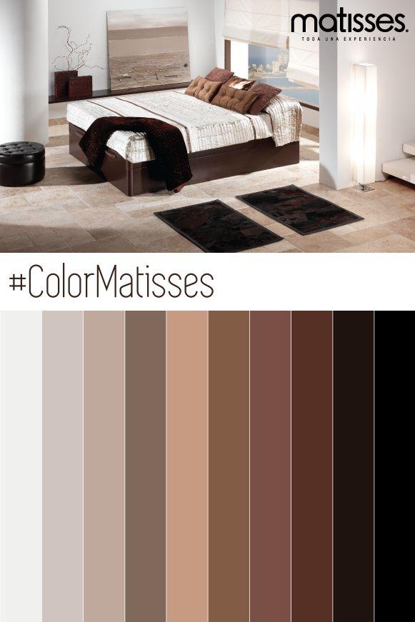Tip de decoraci n si quieres darle un toque de sobriedad - Paleta de colores para paredes ...