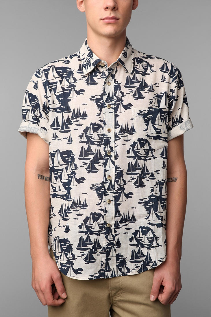 101 best Pattern Shirts images on Pinterest | Shirts, Men shirts ...