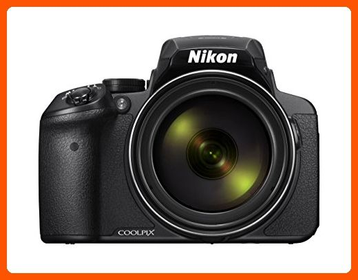 Nikon COOLPIX P900 Digital Camera with 83x Optical Zoom and Built-In Wi-Fi(Black) - Photo stuff (*Amazon Partner-Link)