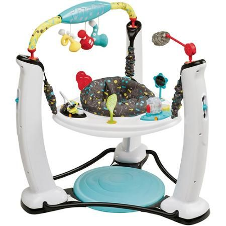 Evenflo Exersaucer Jump and Learn, Jam Session - Walmart.com