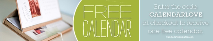 Free Calendar!