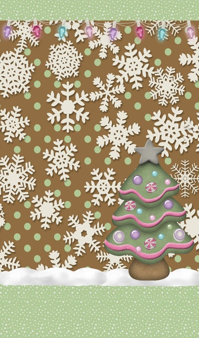 Dazzle my Droid: Freebie Sugar Plums wallpaper collection