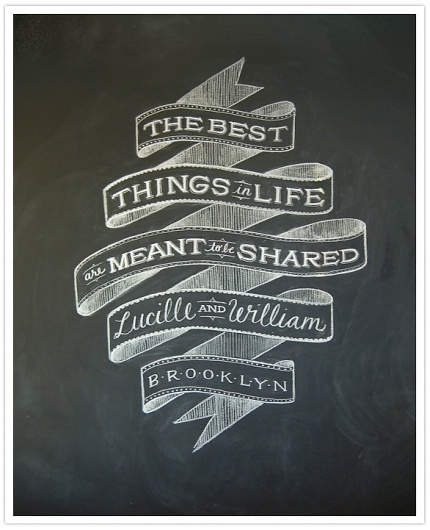 : Meant To Be, Chalkart, Chalk Letters, Hands Letters, Chalk Boards, Chalkboards Art, Chalk Typography, Chalk Art, My Tanamachi