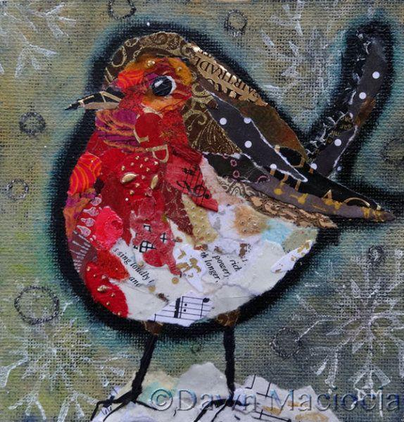 Robin 3 Dawn Maciocia
