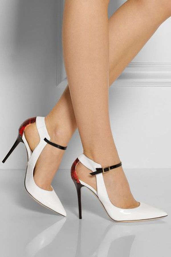 45 fashionable heels for women
