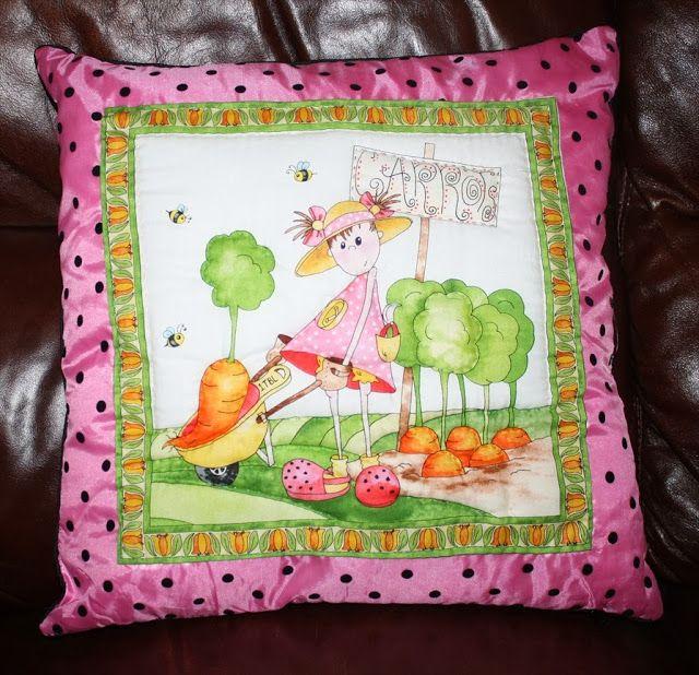 Gardening cushion