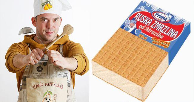Snadný recept na pravou domácí ruskou zmrzlinu!