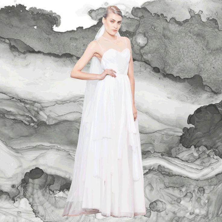 Todos los ángulos de nuestro vestido no. 6. ✨ #TristaneIsoldaNovias #Inspiration #weddingdress #BrideToBe
