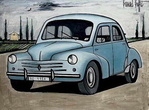 Stubs Auto - Renault 4 CV (1947-1961)