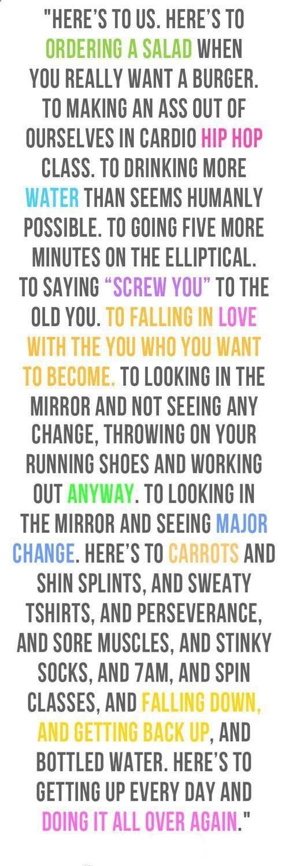 Serious motivation!