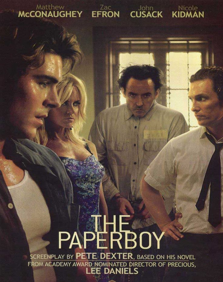 The Paperboy Movie review
